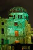 ноча купола бомбы Стоковая Фотография RF