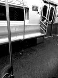 ноча метро стоковое фото