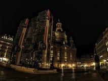 Ноча мечт Германия стоковая фотография rf