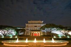 ноча наследия центра китайская Стоковые Фотографии RF
