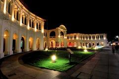 Ноча на музее Стоковая Фотография RF