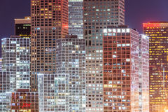 Ноча на Пекине стоковое изображение rf