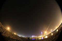 Ноча острова Стоковое Фото