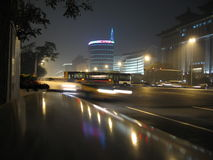 ноча Пекин Стоковое Изображение RF