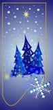 ноча рождества звёздная бесплатная иллюстрация