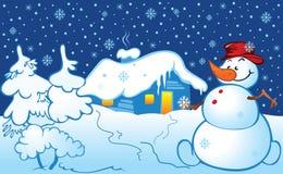 ноча рождества Стоковые Изображения