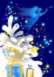 ноча рождества Стоковые Фотографии RF