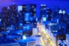 ноча Сан-Франциско Стоковая Фотография RF