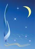 ноча свободного полета Стоковые Изображения RF