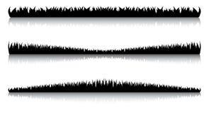 ноча травы иллюстрация вектора