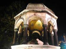 Ноча Турции Стамбула Стоковое Фото