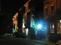 Ноча Турции Стамбула Стоковые Фотографии RF