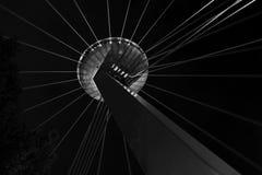 Ноча фестиваля белая Стоковая Фотография