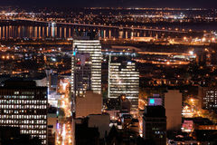 ноча цвета Стоковая Фотография RF