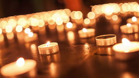Ноча церков сток-видео