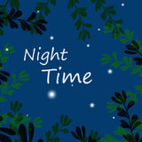 ноча Стоковое Изображение