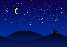 ноча бесплатная иллюстрация