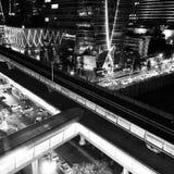 ноча bangkok Стоковые Фото