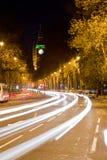 ноча ben большая london Стоковая Фотография RF
