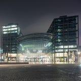 ноча berlin Стоковое Изображение