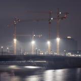 ноча berlin Стоковое Фото