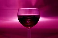 ноча burgundy Стоковые Фотографии RF