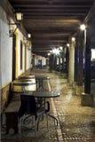 Ноча Castillian Стоковое Изображение