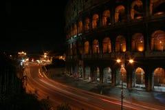 ноча colosseum Стоковое фото RF