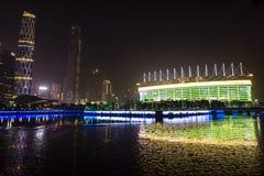 ноча guangzhou Стоковые Изображения