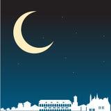 ноча padova города Стоковое Изображение