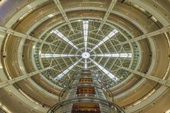 ноча petronas Куала Лумпур возвышается близнец Стоковая Фотография