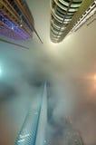 ноча shanghai Стоковое Изображение
