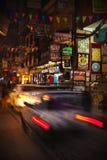Ноча Thamel стоковое изображение