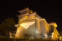 ноча zhengyangmen Стоковое Изображение RF