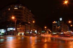 ночи latvia города рождества сказ fairy захолустный скоро подобный к Стоковые Фото