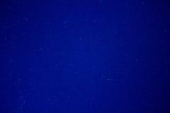 Ночное небо играет главные роли метеор - Mizpe Рэймон Израиль Стоковое Изображение