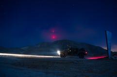 Ночной дозор Стоковое Изображение RF