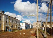 Ночлежник Казахстан стоковое изображение