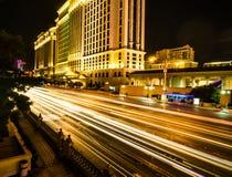 Ноябрь 2017 Лас-Вегас Невада - сцены вокруг курорта h bellagio Стоковые Изображения