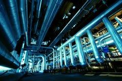 нутряная вода обработки завода Стоковые Фотографии RF