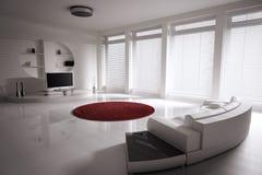нутряная живущая комната Стоковая Фотография RF