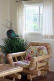 нутряная комната курорта тропическая Стоковая Фотография RF