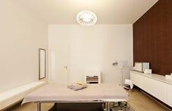 нутряная комната массажа Стоковые Изображения
