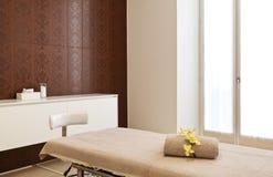 нутряная комната массажа Стоковые Фотографии RF