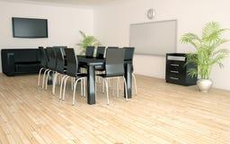 нутряная комната переговоров Стоковое Фото