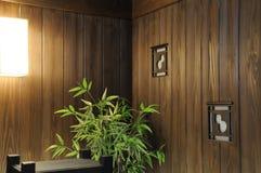 нутряная комната японии Стоковые Фотографии RF