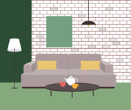 нутряная комната Стоковое Фото