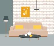 нутряная комната Стоковая Фотография