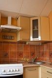 нутряная кухня малая Стоковое Фото