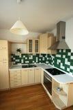 нутряная кухня Стоковое фото RF